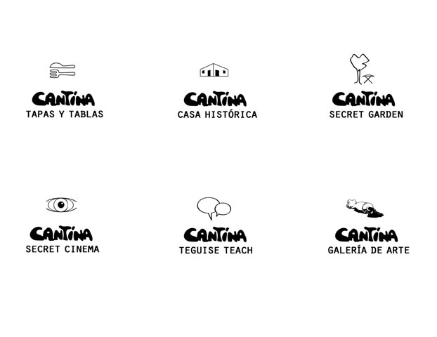 cantina teguise brand extension
